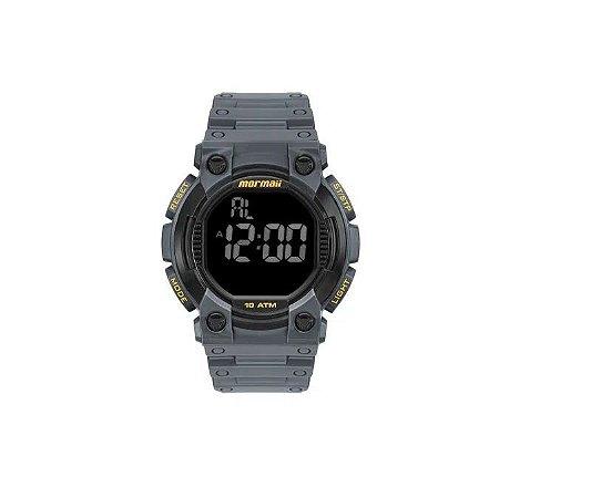 Relógio Mormaii Masculino Wave Cinza