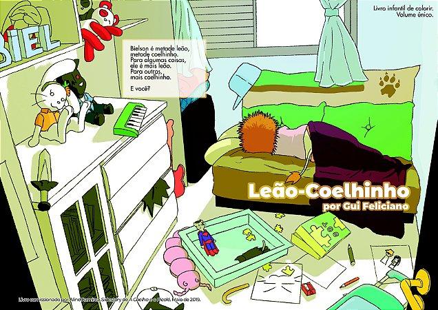 Leão-Coelhinho