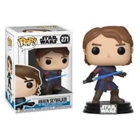Pop Anakin CW Star Wars