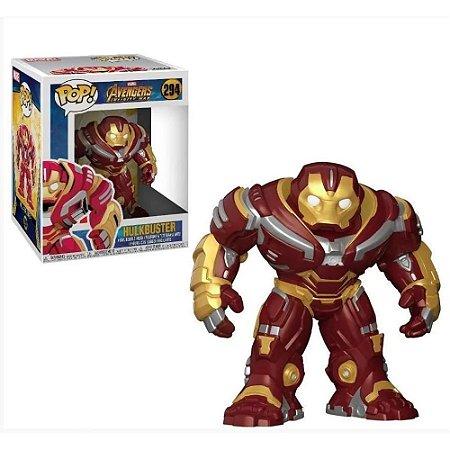 Pop Marvel Hulkbuster Infinity War