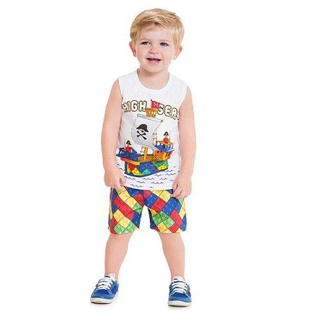 Conjunto Infantil Masculino High Seas- Kyly