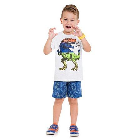 Conjunto Infantil Masculino Rex - Kyly