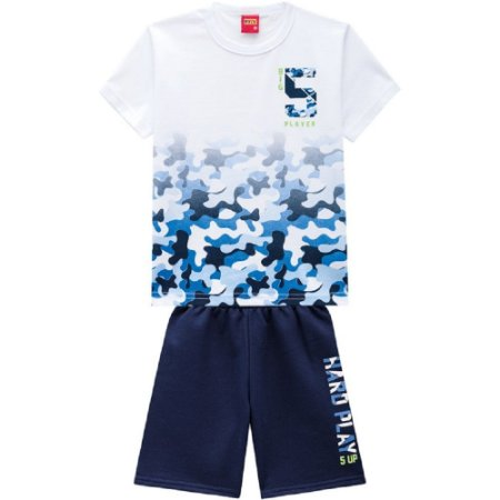 Conjunto Infantil Masculino Hard Play- Kyly