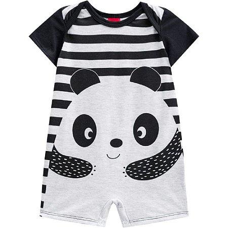 Banho de sol Masculino Panda - Kyly