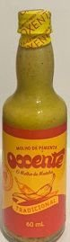 MOLHO DE PIMENTA TRADICIONAL 60ml