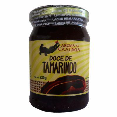 Doce de Tamarindo 220g - AROMA DA CAATINGA