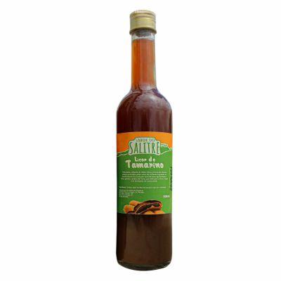 Licor de Tamarindo 500ml - SABOR DO SALITRE
