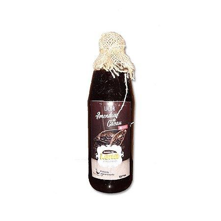 Licor de Amêndoa de Cacau 500ml - SABORES DA LENA