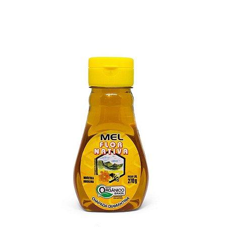 Mel Orgânico 270g - FLOR NATIVA