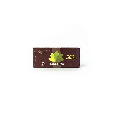 Chocolate Embaúba 56% 30g -EMBAÚBA