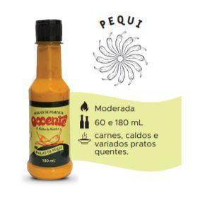 MOLHO DE PIMENTA PEQUI 180ml - OXENTE