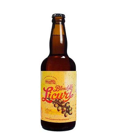 Cerveja de Licuri Blond Ale 500 ml