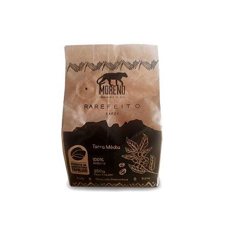 Café Rarefeito Moreno Gourmet de Piatã 250 g