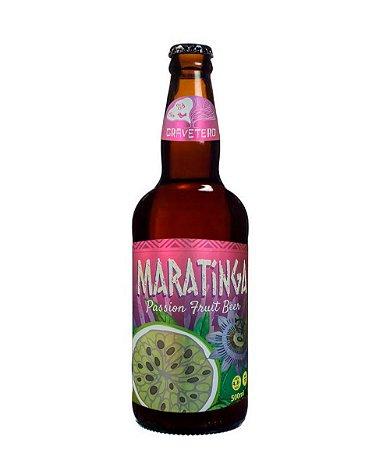 Cerveja Maratinga 500 ml