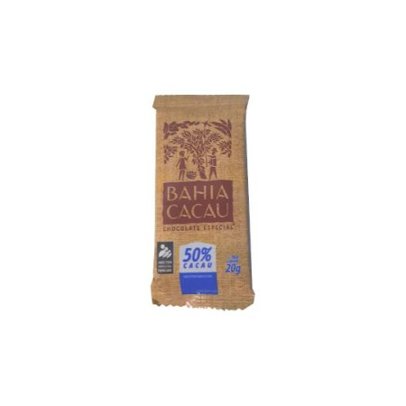 Barra de Chocolate Bahia Cacau 50% 20 g