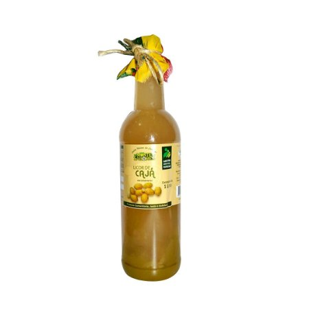 Licor de Cajá 1L - COOPERSABOR