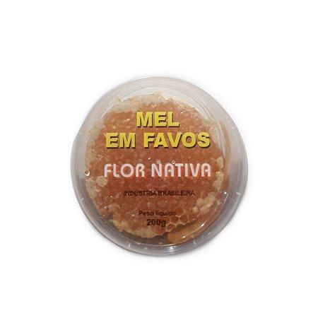 Mel em Favos Flor Nativa 200 g