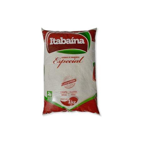Farinha de Mandioca Especial 1kg