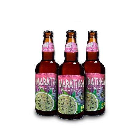 Cerveja Maratinga 500 ml - 3 unid