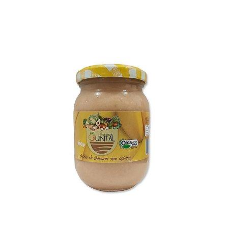Geleia de Banana Sem Açúcar 250 g