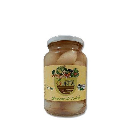 Conserva de Cebola Orgânica 515 g