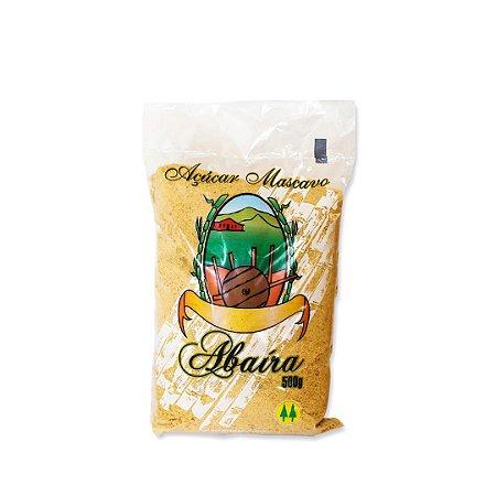 Açúcar Mascavo Abaíra 500 g