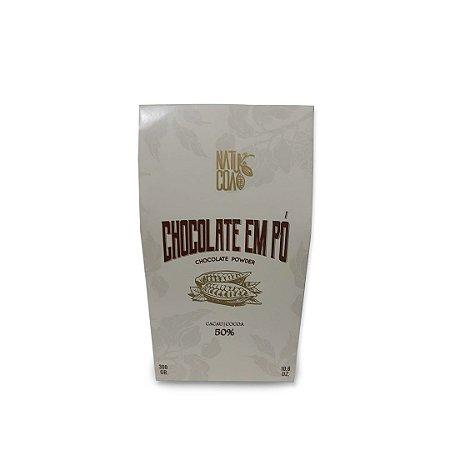Chocolate em Pó 50% 300 g