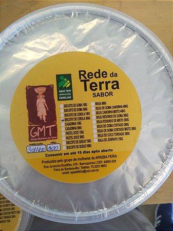 Biscoito de Cebola Rede da Terra 500g