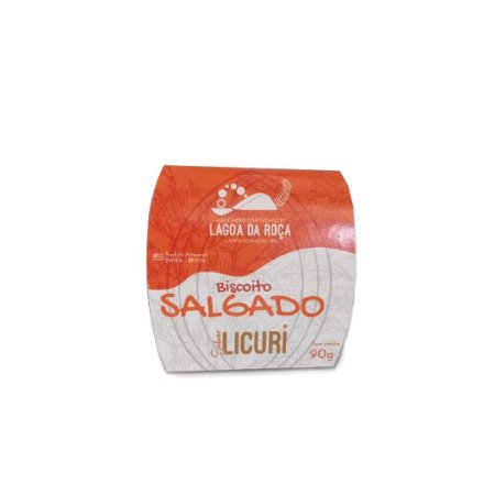 Biscoito de Licuri com Sal