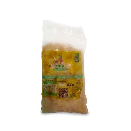 Abacaxi em Pedaços Congelados 1 kg