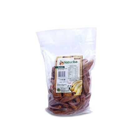 Banana Desidratada 1kg  - COOPAITA