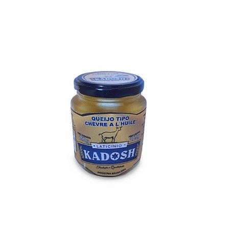 Queijo Chevre L'Huile Kadosh 250g