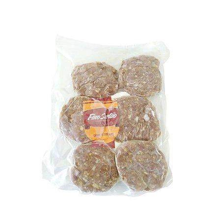 Hambúrguer de Cordeiro 525 g (6 unid)