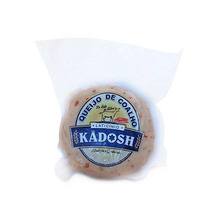 Queijo Cabra Defumado com Pimenta Calabresa Kadosh 280g