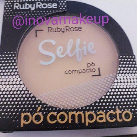 Pó Compacto Selfie_Ruby Rose