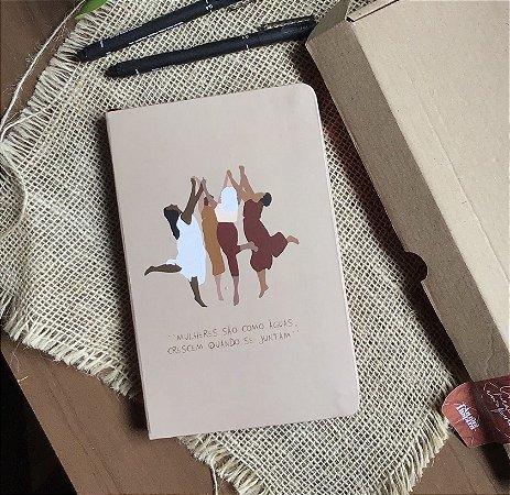 Caderneta Mulheres 120g. 160 pg.