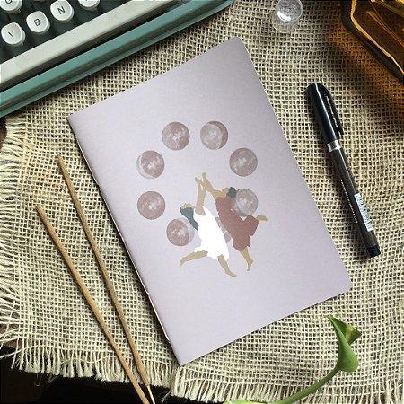 Caderno mulheres