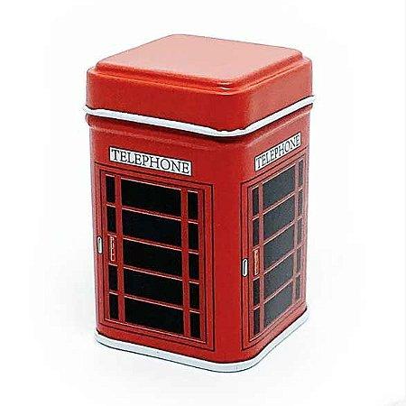 Latinha Reino Unido Cabine Telefônica