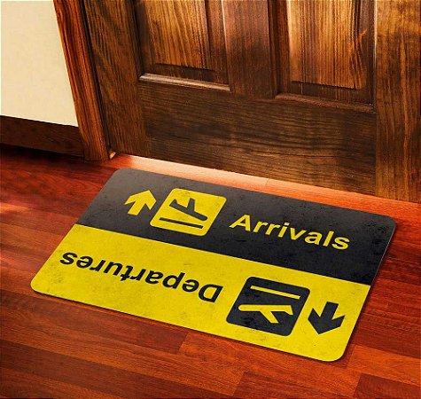 Capacho Eco Slim 3mm Arrivals Departures