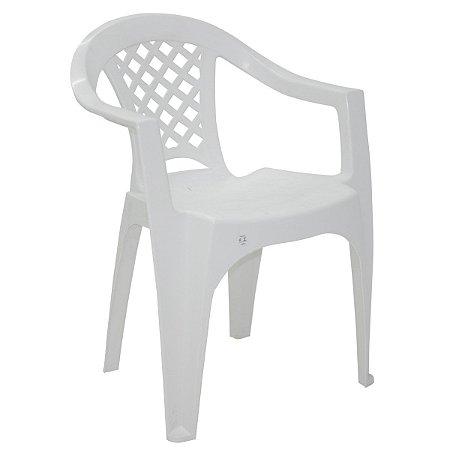 Cadeira Iguape Basic Branca Tramontina 92221010