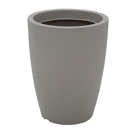 Vaso Thai 48cm Concreto em Polietileno Tramontina 92794210