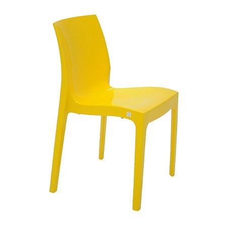 Cadeira Polida Alice Amarelo Tramontina 92037000