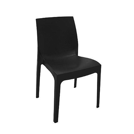 Cadeira Satinada Alice Preto Tramontina 92038009