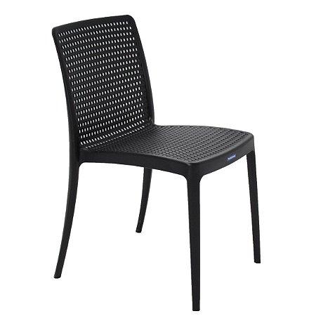 Cadeira  Isabelle Preto Tramontina 92150009