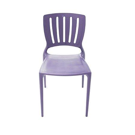 Cadeira Sofia Lilás Tramontina 92035080