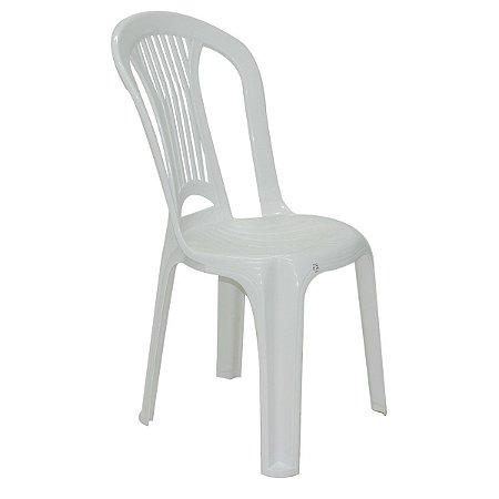 Cadeira de Plástico Atlântida Economy Branca Tramontina 92013010