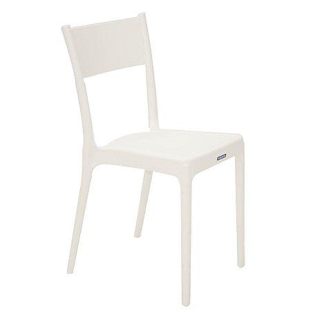 Cadeira Diana Branco Tramontina 92030010
