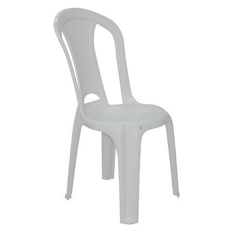 Cadeira de Plástico Torres Economy Branca Tramontina 92015010
