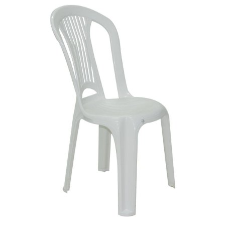 Cadeira Atlântida Basic Branca Tramontina 92113010