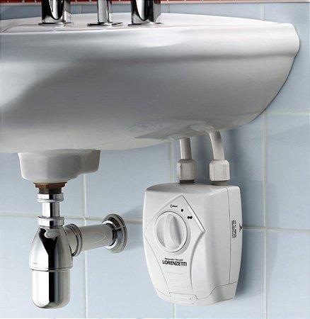 Aquecedor Elétrico de Água Branco Versátil 127V 5500W 7560025 Lorenzetti